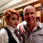 Irish Singing Diva Waiters with www.irishcorporateentertainment.ie