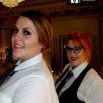 Singing Diva Waiters Ireland with www.irishcorporateentertainment.ie