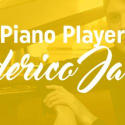 Piano Player – Federico Javier