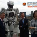 Robot-TED with Irish Corporate Entertainment